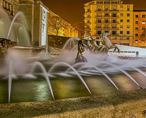 Light Fountain